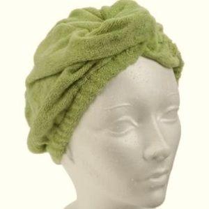 Bamboo Fiber Hair Turban